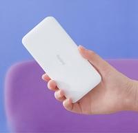 Внешний аккумулятор Redmi Power Bank 10000 mAh White/Белый